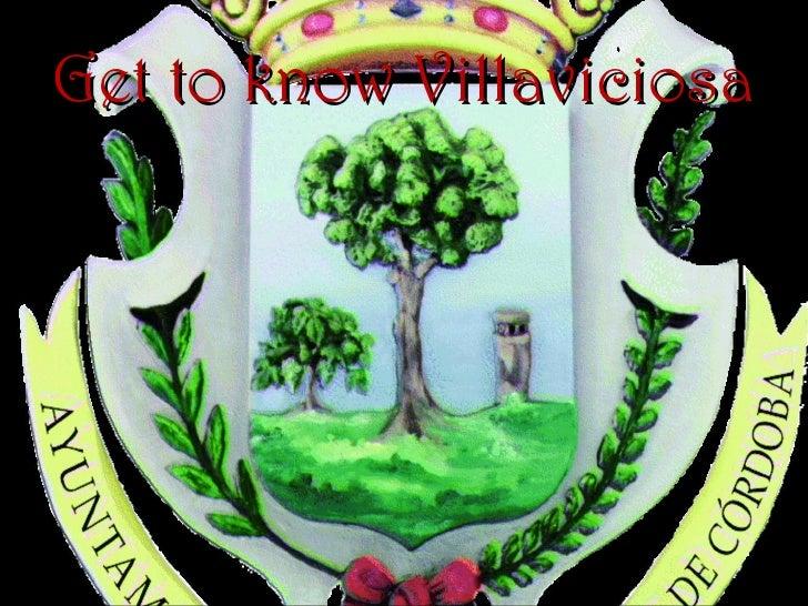 Get to know Villaviciosa