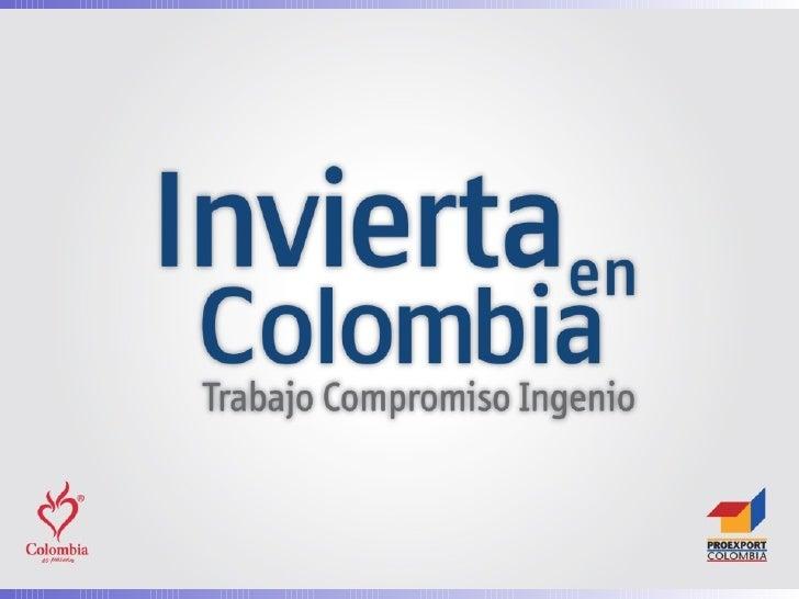 Proexport - Marina de Cartagena de Indias