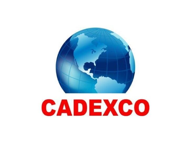 Presentación reforma fiscal CADEXCO en Asamblea Legislativa