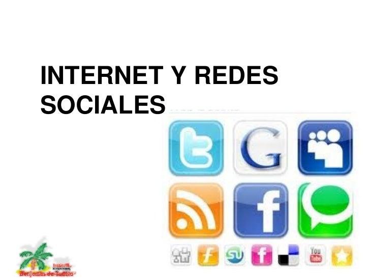 INTERNETYREDES    SOCIALES            BuenosusosenRedesSociales.1ºESO