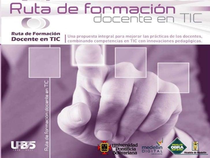 Presentación Ruta TIC 2011