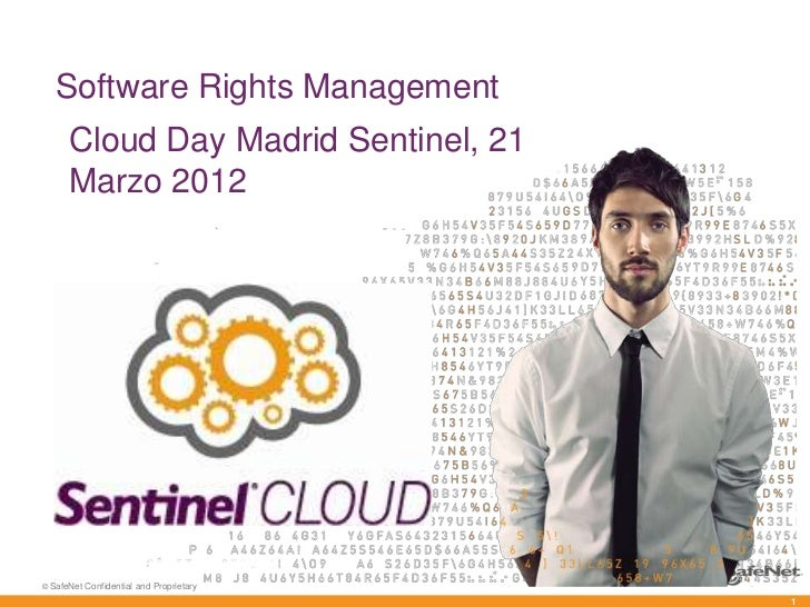 Software Rights Management      Cloud Day Madrid Sentinel, 21      Marzo 2012    Flexible Solutions for Evolving Business©...