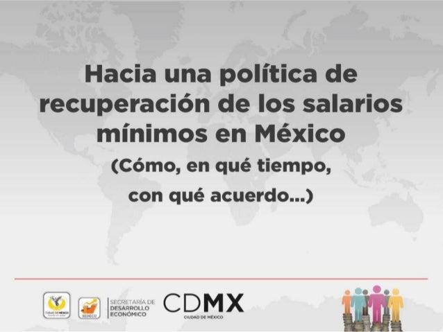 El crecimiento mexicano (Las últimas 3 décadas)  15.00  10.00  5.00  0.00  -5.00  -10.00  -15.00  1930  1940  1950  1960  ...