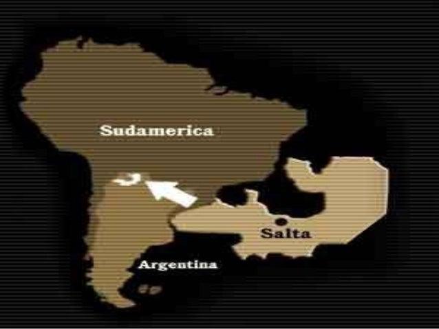 Salta est située dans le nord-ouest, à lest des Andes, dans la       Vallée de Lerma. Le  Département de la capitalecompre...
