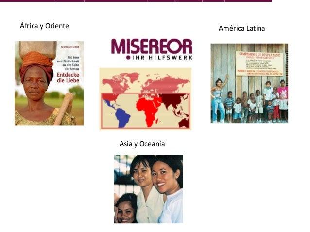 África y Oriente América LatinaAsia y Oceanía