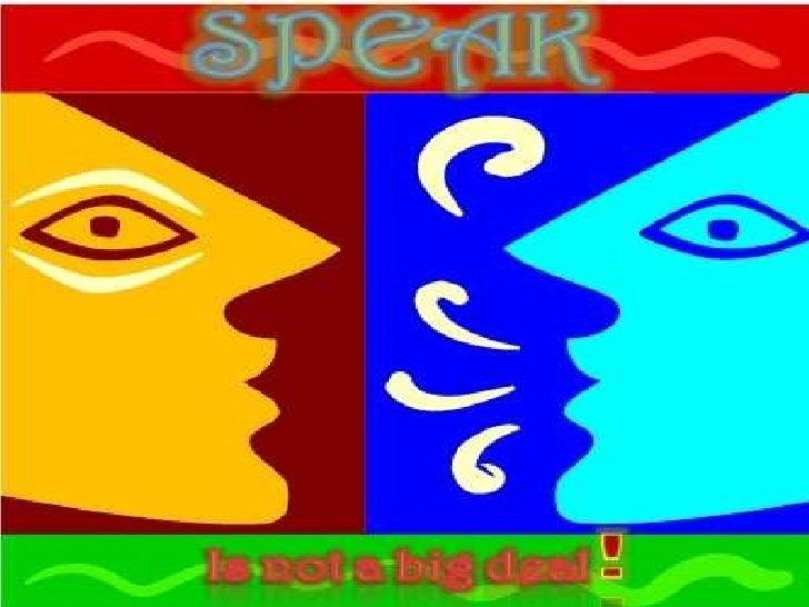 PresentacióN Speak 2