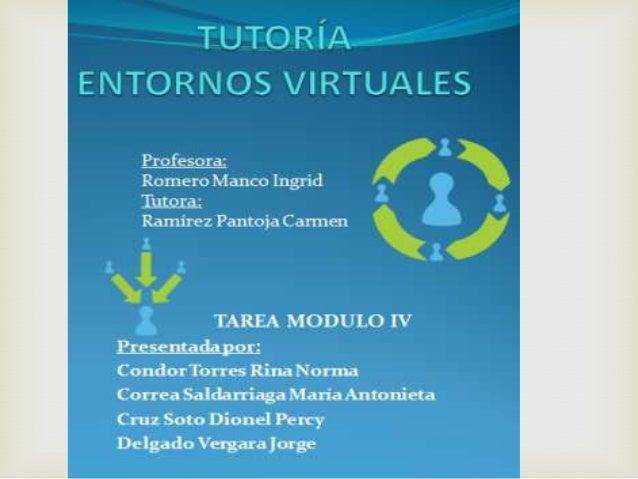   En la actualidad, la educación virtual es una gran oportunidad para las personas que por diversas razones no pueden ac...