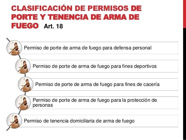 Ley especial contra los delitos inform ticos y ley para el for Porte y tenencia de armas