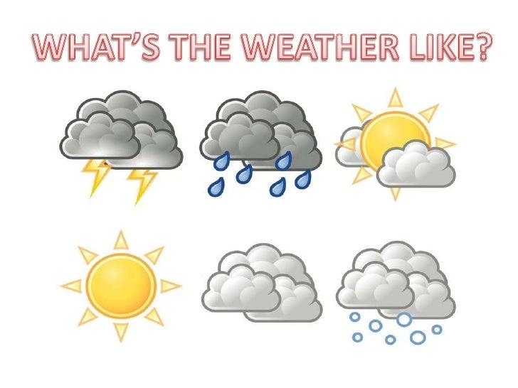 PresentacióN The Weather