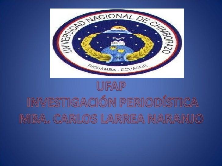 Presentación ufap 5