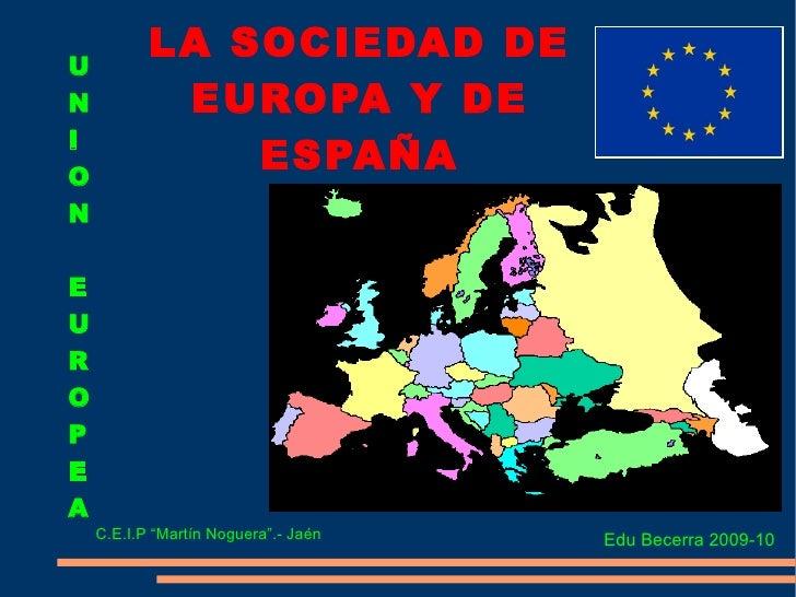 Presentación union europea