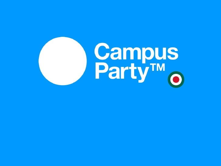Campus Party México 2011