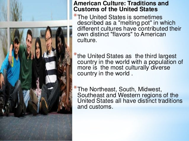a discussion about american culture Frequently asked questions i liked the sound of it and it generally represents the contributions that asians have made to the history and culture of american.