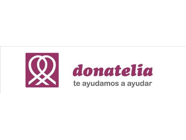 Presentación Donatelia en Vindeira