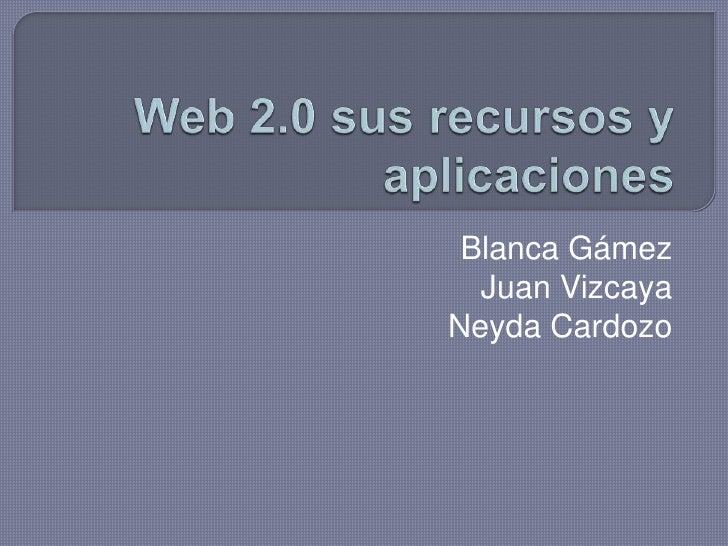 Web 2.0 Maria Luz