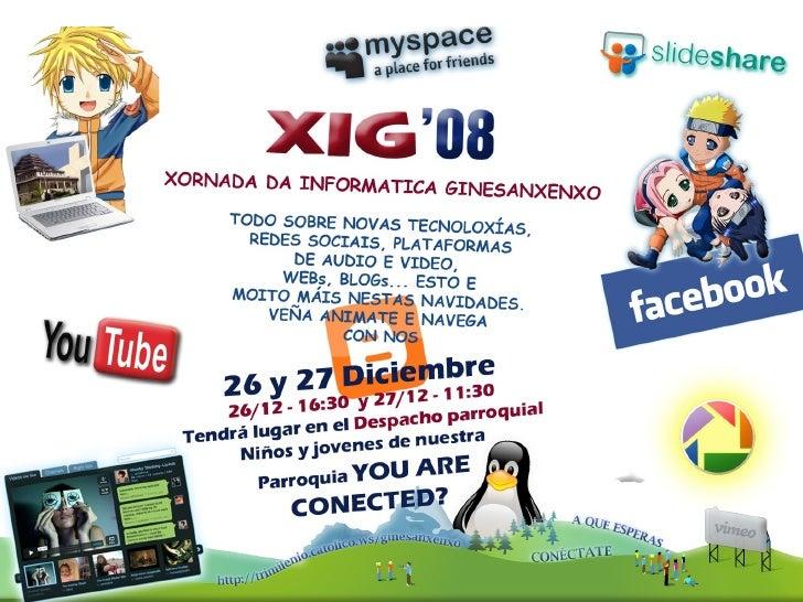 Presentacion XIG08