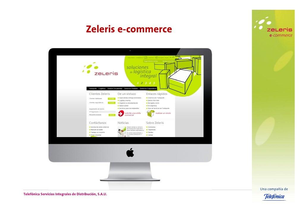 Presentación zeleris ecommerce