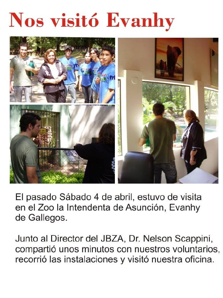 Asuncion Zoo Presentation