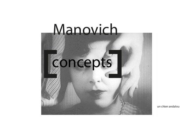 Manovichconcepts           un chien andalou
