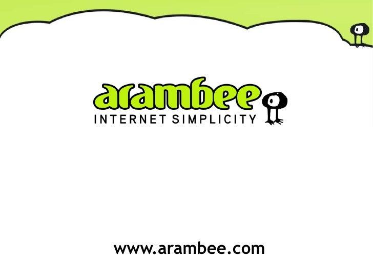 www.arambee.com