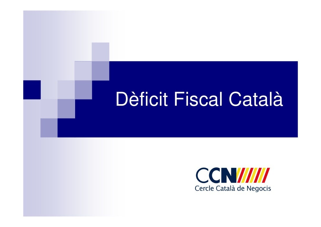 Presentacio ccn deficit fiscal catala 7.04.2010