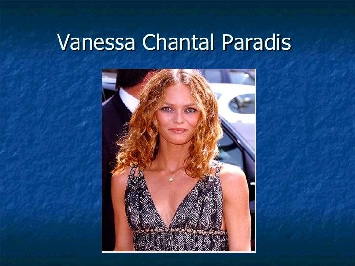 Vanessa Chantal Paradis
