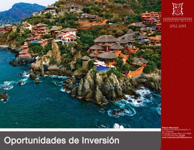 Investment Opportunities in Ixtapa Zihuatanejo