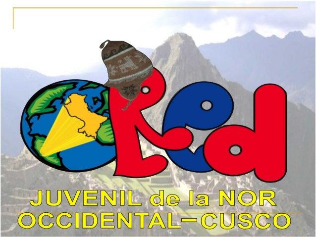 Juvenil de la Noroccidental - Cusco