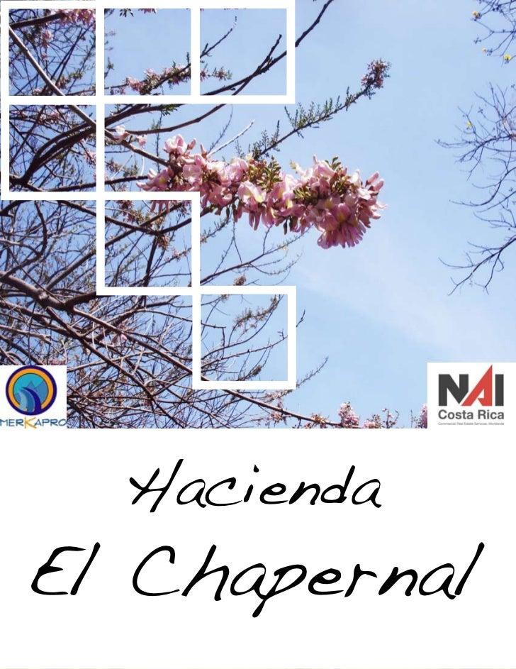 HaciendaEl Chapernal