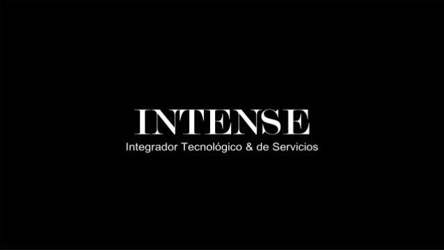 """Miguel Martínez, cofundador y CEO de INTENSE, describió una vez la """"empresa con futuro en el mundo de la tecnología"""" como ..."""