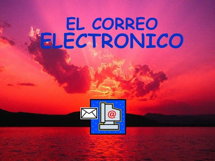 EL CORREOELECTRONICO