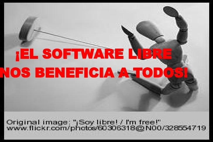 Presentacion De Software Libre
