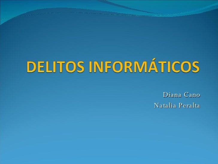Diana Cano Natalia Peralta