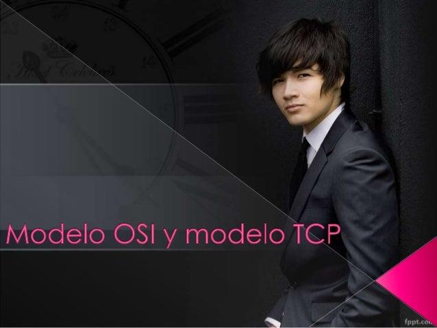  Acontinuación le mostraremos un pequeño resumen del modelo OSI y modelo TCP, es de suma importancia conocer estos dos mo...