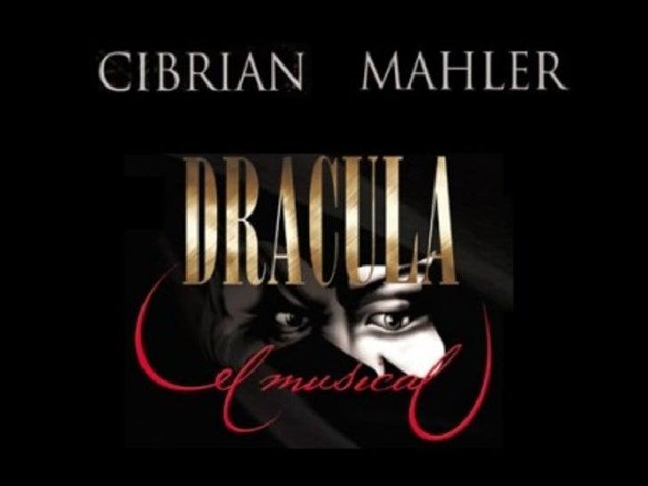 Presentacion  Dracula