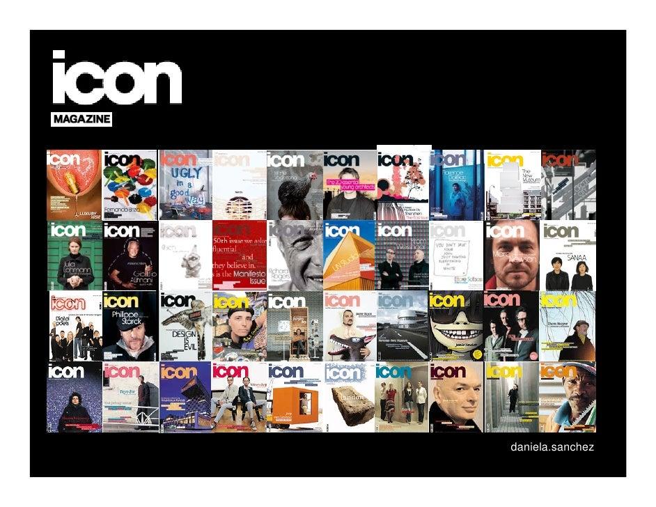 Presentacion Icon Eye Magazine