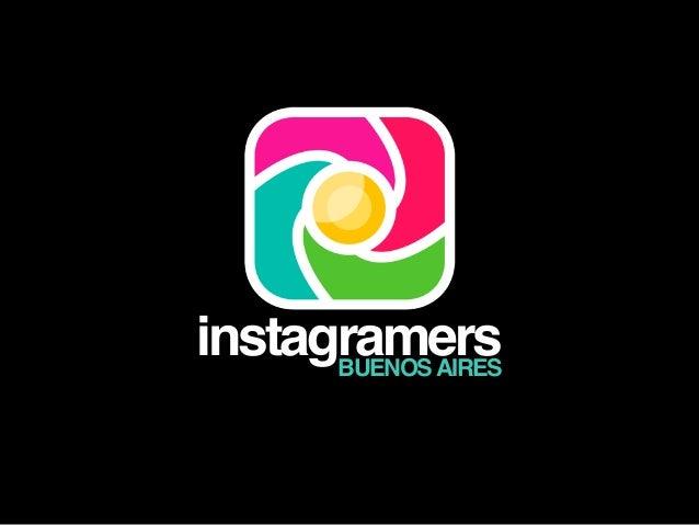 Presentacion Instagramers Buenos Aires 2013