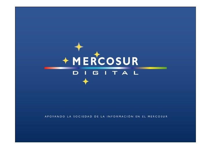 Presentacion Merco Sur Digital