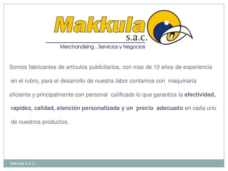 Presentacion makkula(e-mail-1)