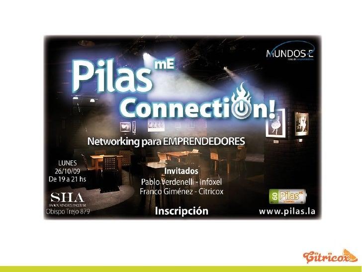 Pilas Connection Cordoba - Franco Gimenez