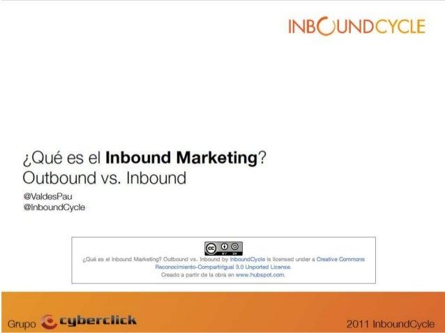 ¿Quieres aplicar el Inbound Marketing a tu empresa pero no sabes cómo hacerlo? En este eBook gratuito te explicamos. Click...