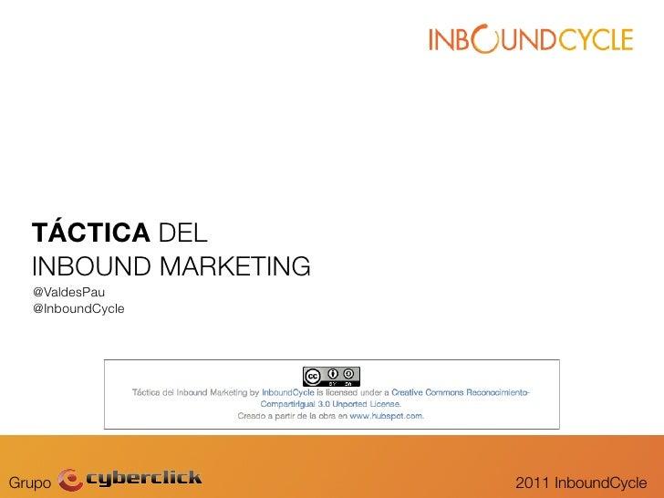 4 pasos necesarios para ejecutar una estrategia de Inbound Marketing
