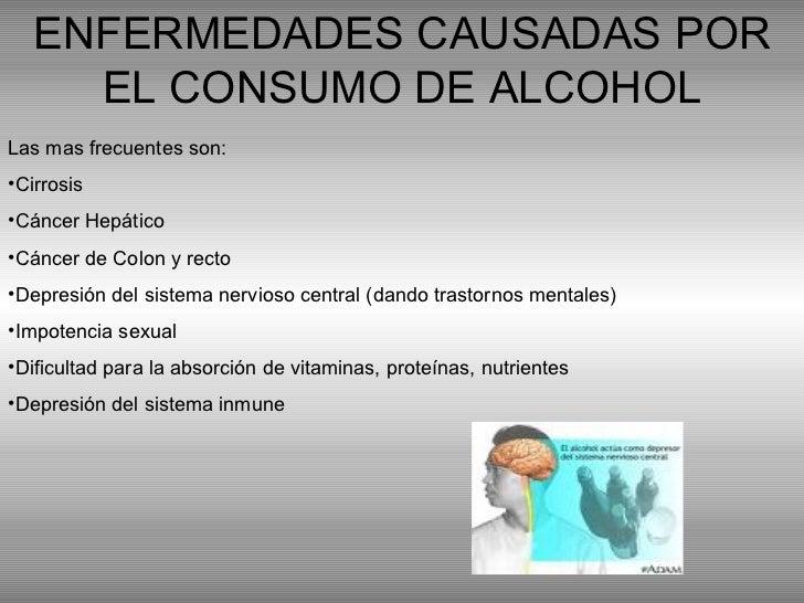 Las causas que a dejar beber