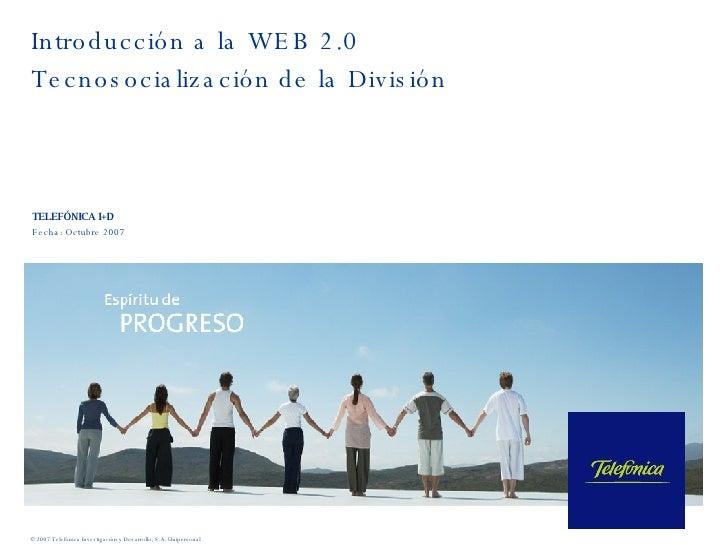 Presentacion Web20 TID