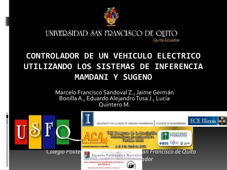 Controlador Auto Electrico