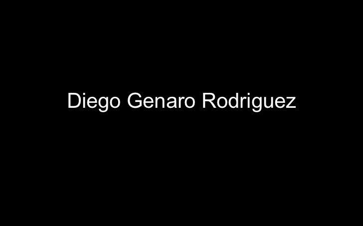 Diego Genaro Rodriguez