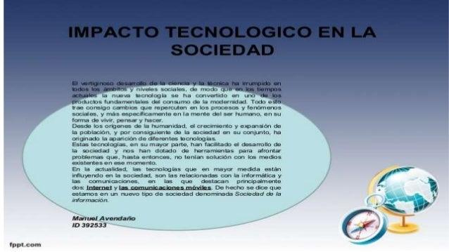 """lppLcom  IMPACTO TECNOLOGICO EN LA  SOCIEDAD  E) vengerusa desata"""":  du """"a cvencna y la yema:  tu rrumudo en habs bs 96112..."""