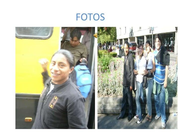 FOTOS<br />