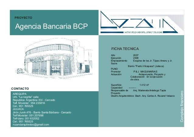 Concepci n arquitect nica de agencia bancaria for Biblioteca programa arquitectonico