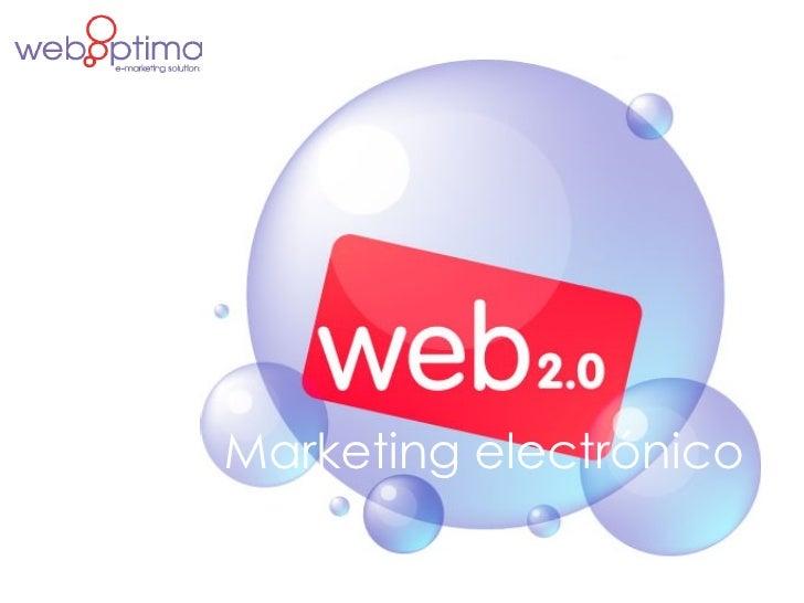 Marketing electrónico